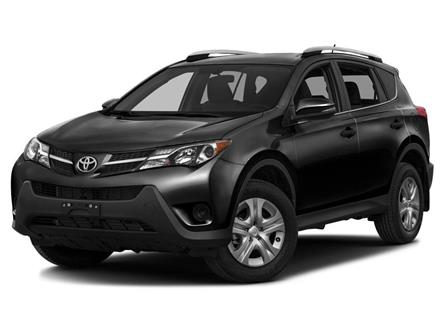 2015 Toyota RAV4 LE (Stk: P578) in Newmarket - Image 1 of 10