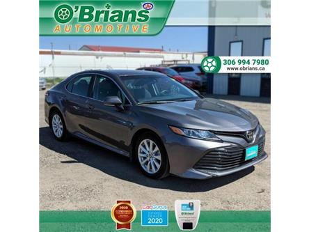 2019 Toyota Camry LE (Stk: 13351A) in Saskatoon - Image 1 of 23