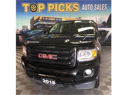 2018 GMC Canyon  (Stk: 159263) in NORTH BAY - Image 1 of 28