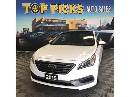2015 Hyundai Sonata  (Stk: 255867) in NORTH BAY - Image 1 of 26