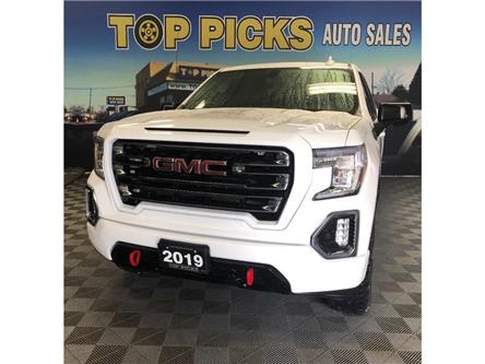 2019 GMC Sierra 1500 AT4 (Stk: 398072) in NORTH BAY - Image 1 of 28