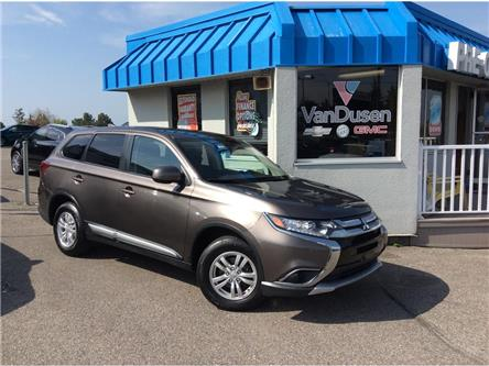 2018 Mitsubishi Outlander ES AWC (Stk: B7664A) in Ajax - Image 1 of 22