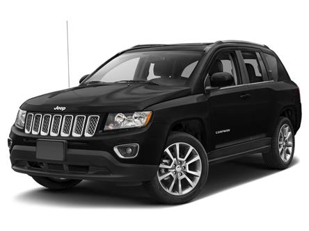 2017 Jeep Compass Sport/North (Stk: 303UB) in Barrie - Image 1 of 9