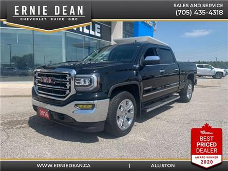 2016 GMC Sierra 1500 SLT (Stk: 15264A) in Alliston - Image 1 of 18