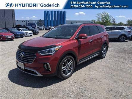 2017 Hyundai Santa Fe XL Ultimate (Stk: 20204A) in Goderich - Image 1 of 6