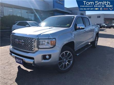 2017 GMC Canyon Denali (Stk: 200355A) in Midland - Image 1 of 19