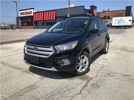 2018 Ford Escape SE (Stk: ES20355A) in Barrie - Image 1 of 16