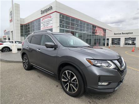 2017 Nissan Rogue SL Platinum (Stk: 200508A) in Calgary - Image 1 of 28