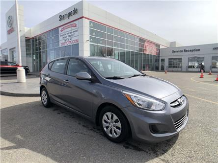 2016 Hyundai Accent LE (Stk: 200351A) in Calgary - Image 1 of 12