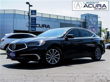 2018 Acura TLX Tech (Stk: 4228) in Burlington - Image 1 of 27