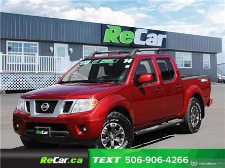 2014 Nissan Frontier PRO-4X (Stk: 200542A) in Fredericton - Image 1 of 22