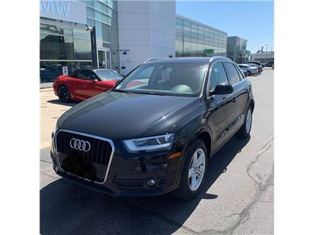 2015 Audi Q3 2.0T Progressiv (Stk: DBAS5196A) in Oakville - Image 1 of 10