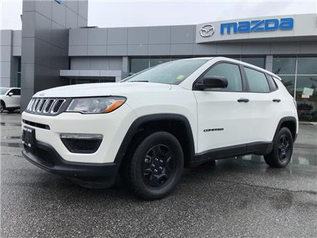 2019 Jeep Compass Sport (Stk: P4287) in Surrey - Image 1 of 15