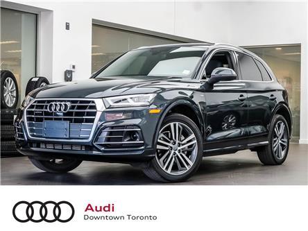 2018 Audi Q5 2.0T Technik (Stk: P3745) in Toronto - Image 1 of 26
