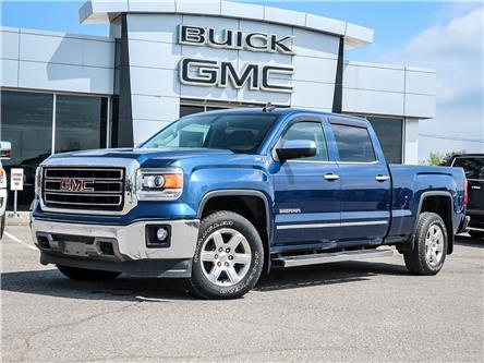2015 GMC Sierra 1500 SLT (Stk: 356061U) in PORT PERRY - Image 1 of 24