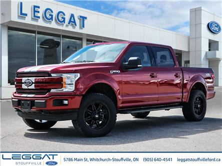 2019 Ford F-150 XLT (Stk: 19-50-105) in Stouffville - Image 1 of 23