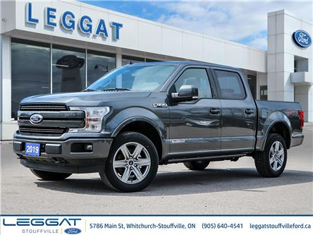 2019 Ford F-150 Lariat (Stk: 19-50-126) in Stouffville - Image 1 of 23