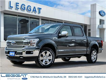 2019 Ford F-150 Lariat (Stk: 19-50-183) in Stouffville - Image 1 of 24