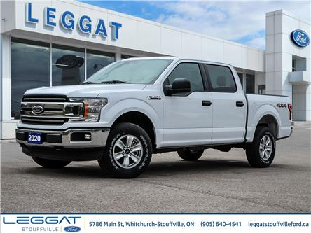 2020 Ford F-150 Lariat (Stk: 20-50-038) in Stouffville - Image 1 of 22