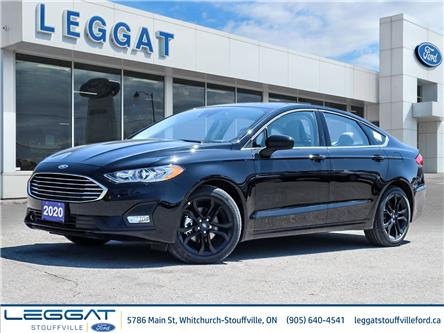 2020 Ford Fusion SE (Stk: 20-07-079) in Stouffville - Image 1 of 22