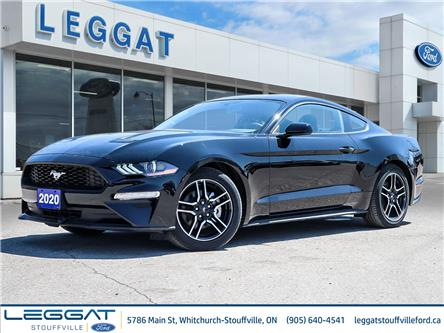 2020 Ford Mustang EcoBoost (Stk: 20-14-001) in Stouffville - Image 1 of 17