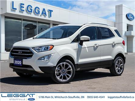 2020 Ford EcoSport Titanium (Stk: 20-33-068) in Stouffville - Image 1 of 21