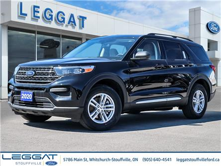 2020 Ford Explorer XLT (Stk: 20-41-094) in Stouffville - Image 1 of 22