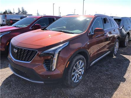 2019 Cadillac XT4 Premium Luxury (Stk: 90758) in London - Image 1 of 5