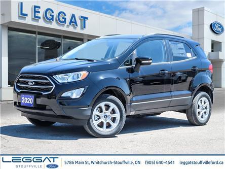 2020 Ford EcoSport SE (Stk: 20-33-065) in Stouffville - Image 1 of 22