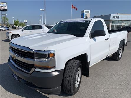 2017 Chevrolet Silverado 1500 WT (Stk: 50884) in Carleton Place - Image 1 of 16