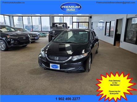 2015 Honda Civic LX (Stk: 003246) in Dartmouth - Image 1 of 17