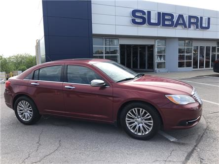 2013 Chrysler 200 Limited (Stk: S20277A) in Newmarket - Image 1 of 19