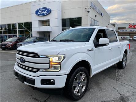 2018 Ford F-150 Lariat (Stk: OP20129) in Vancouver - Image 1 of 27