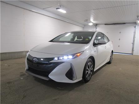 2020 Toyota Prius Prime Upgrade (Stk: 201337) in Regina - Image 1 of 25