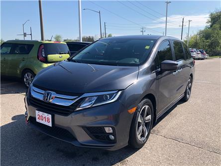 2018 Honda Odyssey EX (Stk: 20419A) in Cambridge - Image 1 of 11