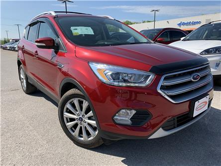 2017 Ford Escape Titanium (Stk: 20T433A) in Midland - Image 1 of 14