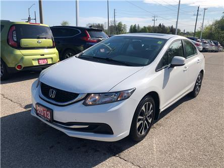 2013 Honda Civic EX (Stk: 20626A) in Cambridge - Image 1 of 12