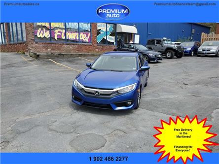 2018 Honda Civic SE (Stk: 018406) in Dartmouth - Image 1 of 21