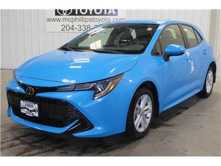 2020 Toyota Corolla Hatchback Base (Stk: 3098528) in Winnipeg - Image 1 of 20
