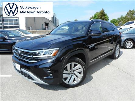 2020 Volkswagen Atlas Cross Sport 3.6 FSI Execline (Stk: W1563) in Toronto - Image 1 of 25