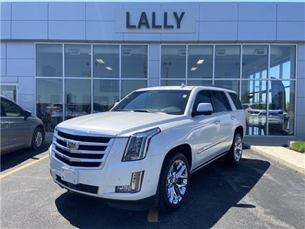2019 Cadillac Escalade Premium Luxury (Stk: 00075R) in Tilbury - Image 1 of 24