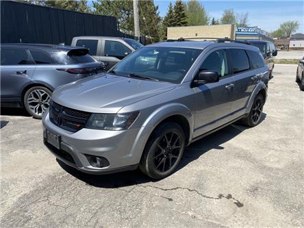 2016 Dodge Journey SXT/Limited (Stk: TRD95) in North Bay - Image 1 of 11