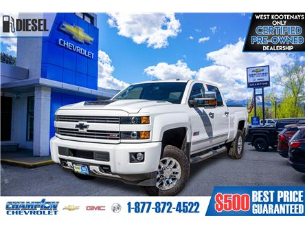2019 Chevrolet Silverado 3500HD LTZ (Stk: 20-18A) in Trail - Image 1 of 26