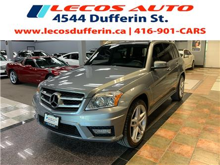 2012 Mercedes-Benz Glk-Class Base (Stk: -) in Toronto - Image 1 of 17