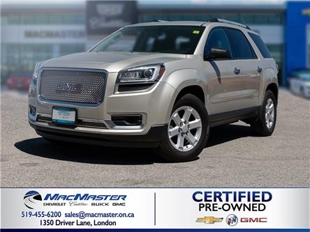 2013 GMC Acadia SLE1 (Stk: 90039A) in London - Image 1 of 10