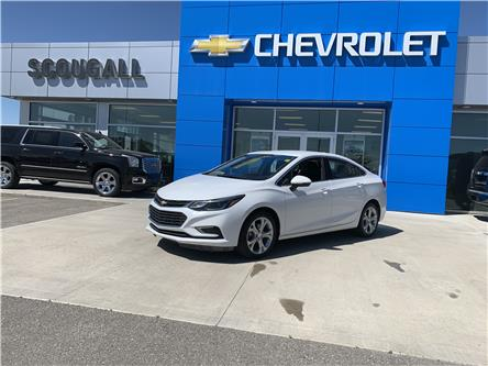 2017 Chevrolet Cruze Premier Auto (Stk: 202768) in Fort MacLeod - Image 1 of 14