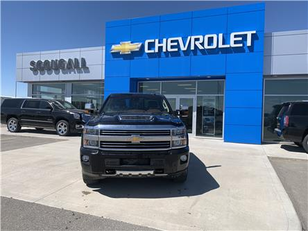 2017 Chevrolet Silverado 2500HD High Country (Stk: 191267) in Fort MacLeod - Image 1 of 14