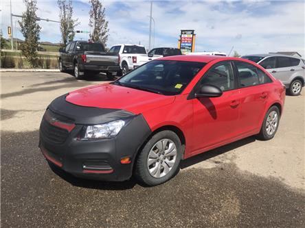 2016 Chevrolet Cruze Limited 1LS (Stk: B10807) in Ft. Saskatchewan - Image 1 of 20