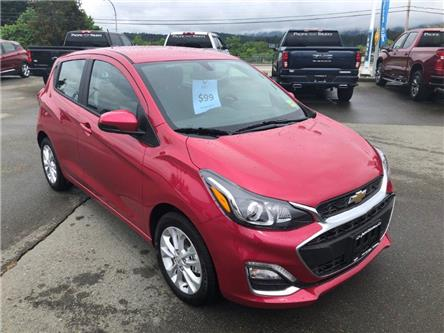 2020 Chevrolet Spark 1LT CVT (Stk: 20C95) in Port Alberni - Image 1 of 11