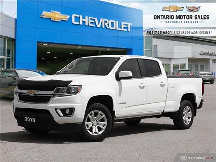 2018 Chevrolet Colorado LT (Stk: 13319A) in Oshawa - Image 1 of 36